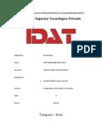 Motherboard for Poratatil Computer