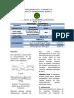 Informe 3 Circuitos Básicos de control neumático y electroneumatico