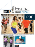Claremont Courier Healthy Living 2013