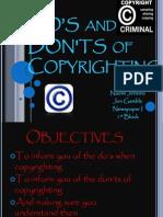 dosanddontsofcopyrighting-091208030057-phpapp02.pptx