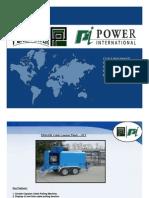 Power International - Brochure