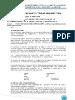 Et Arquitectura Recuaycito