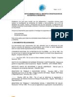 Anexo No. 12 - Requisitos Minimos Reportes e Investigacion de a e I