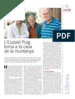 Eudald Puig in Memoriam