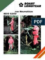 Catálogo perforadoras neumaticas