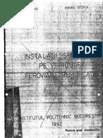 Instalatii Speciale Pe VF Remorcate