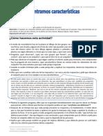FICHA 02- 2do - Encontramos características- Criterios de clasificación