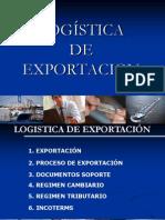 Procesos de Exportacion