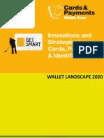 Wallet Landscape 2020