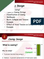 10 Casing Design