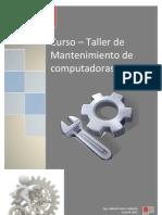 2 GUÍA Taller de Mantenimiento PCs -2012 - Ing. Gabriel