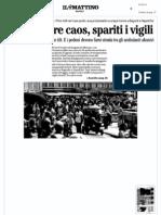 Rassegna Stampa 26.04.13