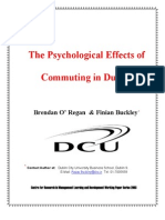 JURNAL DUBLIN Psychology of Commuting1