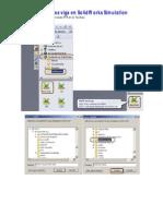 Análisis de elementos viga en SolidWorks Simulation