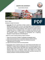 GEU Campus Invitation