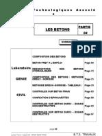 cours labo PARTIE 4 - LES BETONS.doc