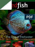 Redfish Magazine 2011 August Au
