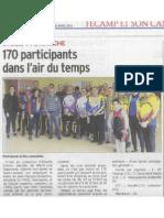 170 Participants Dans l'Air Du Temps