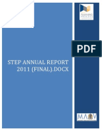 STEP Annual Report 2011