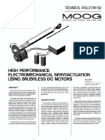 Brushed and Bruesh Less Motor Technical_Bulletion_150