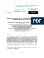 Performance Evaluation of Ann Based Plasma Position Controllers for Aditya Tokamak