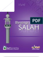 Blessings of Prayer (Salah