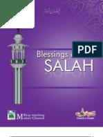 Blessings of Prayer (Salah