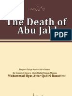 The Death of Abu Jahl [English]