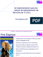 Servicos de PinkElephant