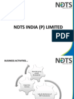 NDTS India (P) Limited - June 2012