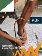 WW Annual Report 2011