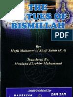 The Virtues Of Bismillah By Mufti Muhammad Shafi Sahib r.a.pdf