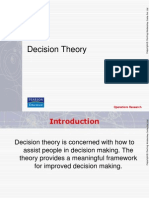 2. Decision Theory
