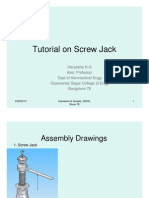 Screw Jack Tutorial