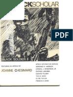 The Black Scholar 1973