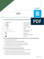 Part III Test