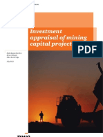 PWC Investment Appraisal of Mining-Capital-projects Jul12
