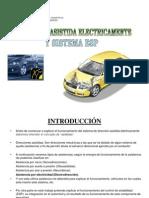 Direccion Asistida Electrica y Control de Estabilidad