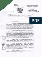 RD 06-2010-MTC Requisitos para autorización del uso del derecho de vía