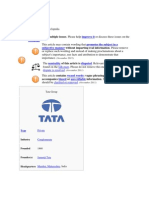 Tata Group.docx
