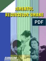 Managementul Resurselor Umane - EUROCOR