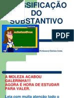 5ª LIED - Classificação substantivos comum e próprio, concreto e abstrato