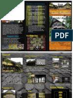 Leaflet Rumoh Aceh