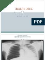 Surgical Osce