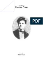 Arthur+Rimbaud+ +Poesie+e+Prose
