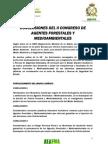 Conclusiones Finales Del II Congreso de Agentes Forestales y Medioambientales