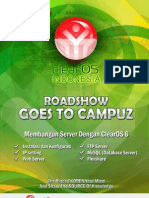 eBook Panduan ClearOS 6 by Andimicro