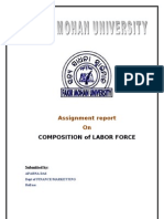 Composition of Labor Force