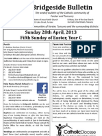 2013-04-28 - 5th Easter Year C