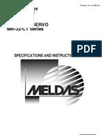 MR J3 Tc e.pdf Meldas Servo Motor